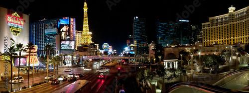 Fotografia, Obraz Las Vegas Boulevard