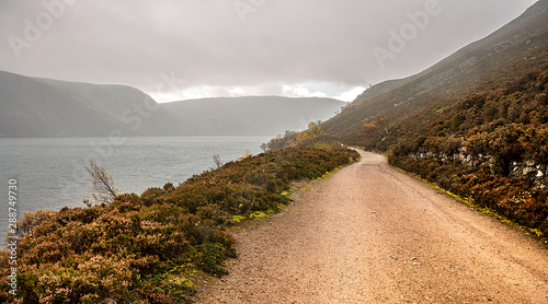 Fotografia, Obraz Autumn at Loch Muick in Royal Deeside