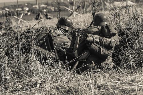 Photo German soldiers