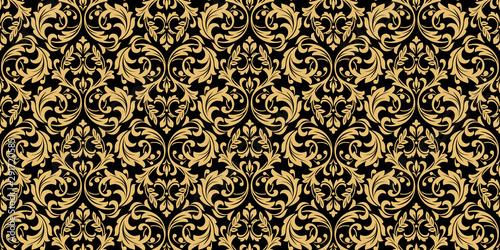 Wallpaper in the style of Baroque Fototapeta