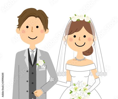 Valokuva Web新郎新婦 結婚式