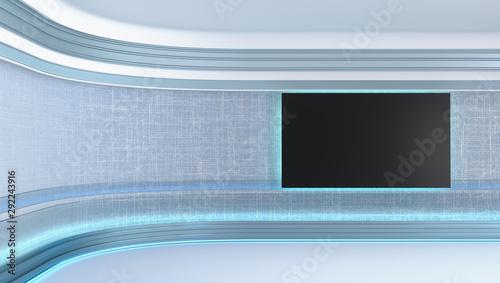 Fotografía Virtual tv studio