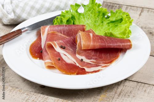 Slika na platnu jambon sec