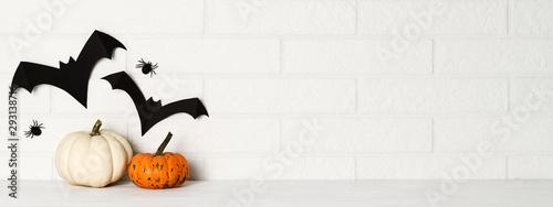 Canvastavla halloween decoration
