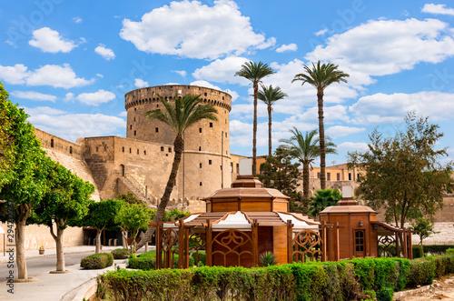 Photographie Ancient Citadel in Cairo