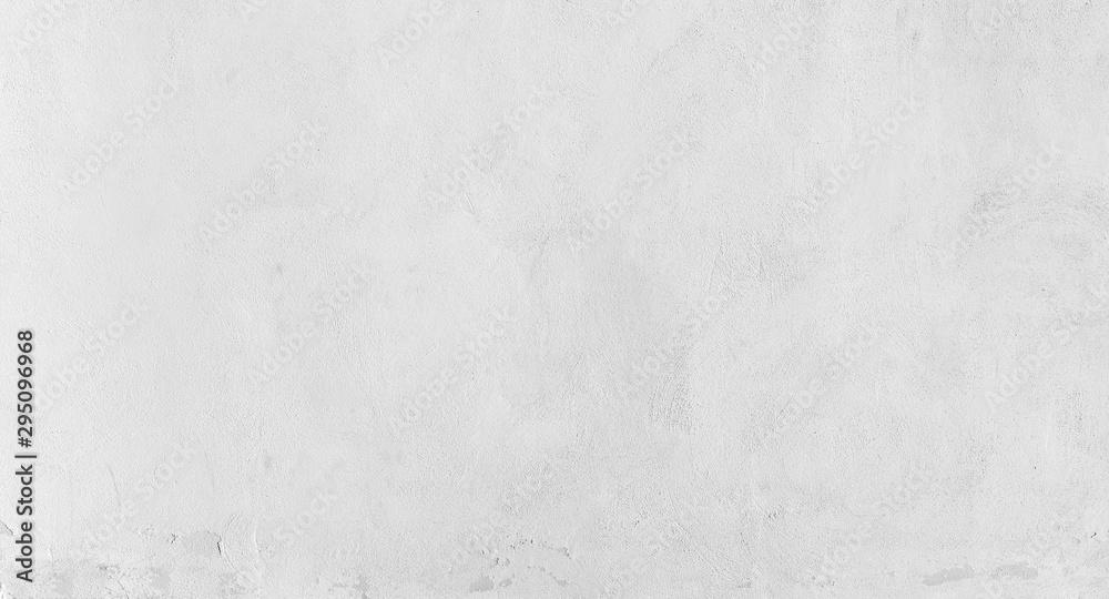 Empty white concrete wall texture