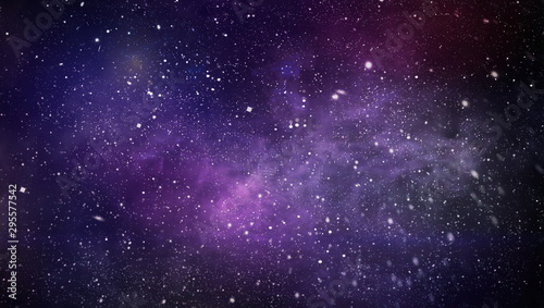 Photo Deep space
