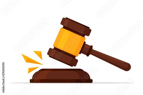 Fotografie, Obraz Justice Icon