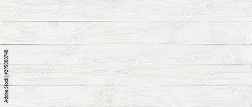 white wood texture background, wide wooden plank panel pattern