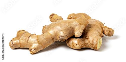 Fotografiet fresh ginger