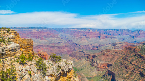 Fotografia Amazing view from the Grand Canyon