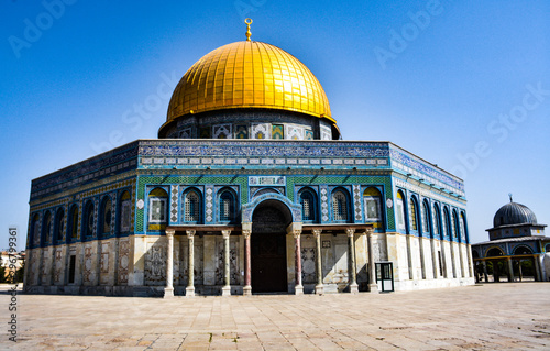 AL AQSA MOSQUE IN JERUSALEM Fototapeta