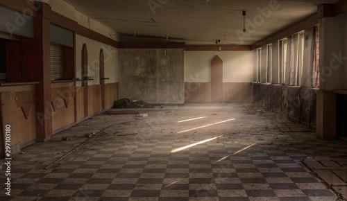 Fotografia, Obraz Die britische Kaserne