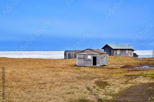 Canvas Print Arctic Ocean - Barrow , alaska