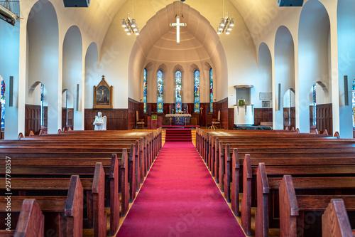 Fotografija interior of church