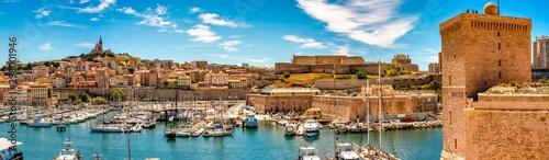 фотография Alter Hafen in Marseille Panorama