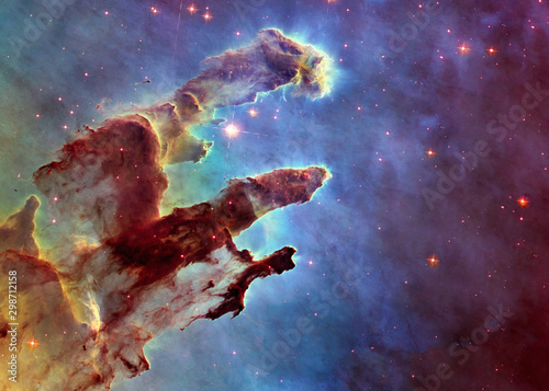 Fotografia, Obraz Somewhere in deep space