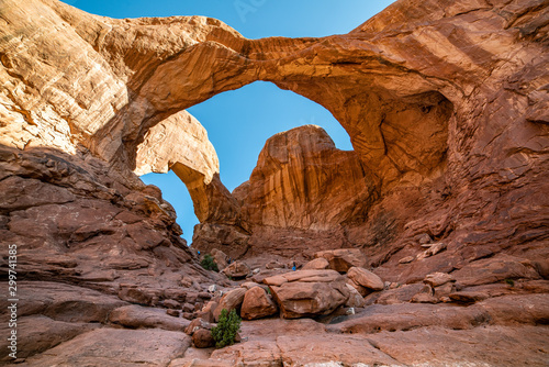 Utah and Arches National Park Poster Mural XXL