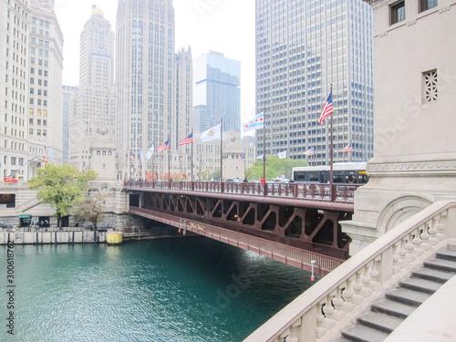 Fotografija Chicago is the city of skyscrapers