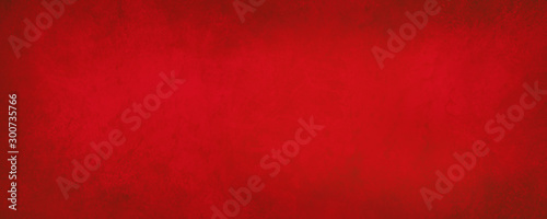 Fotografie, Tablou old red paper background in Christmas colors with marbled vintage texture in ele