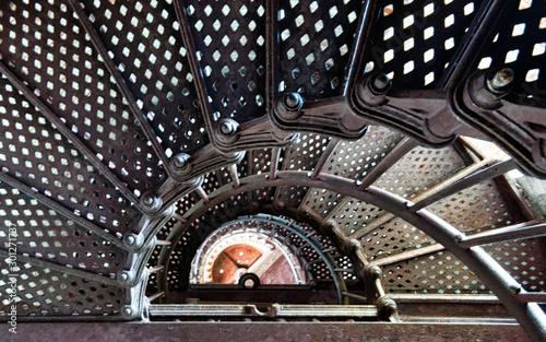 Fotografia Lighthouse Stairway