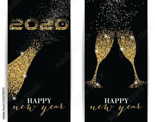 Fotografia 2020 Happy New Year
