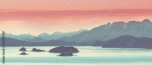 фотография Lake in Patagonia