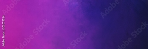 painting background illustration with moderate violet, dark orchid and very dark blue colors and space for text or image. can be used as header or banner