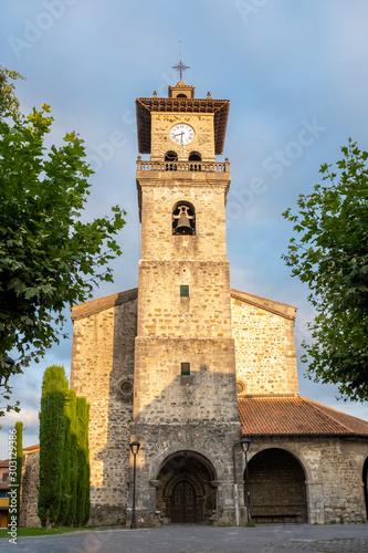 Iglesia de Santa María (Amurrio) Álava, España