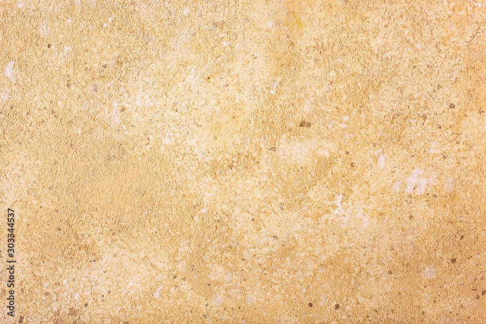 yellow concrete wall texture background. cement vintage pattern <span>plik: #303344537   autor: dusk</span>