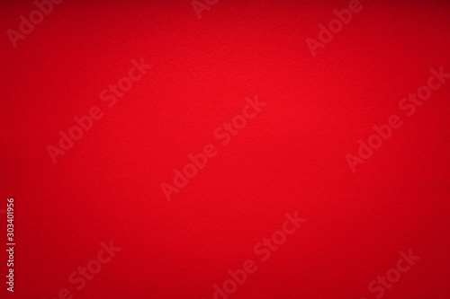 Tablou Canvas Grain dark red paint wall or red paper background or texture