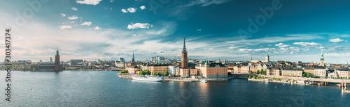 Canvas Print Stockholm, Sweden