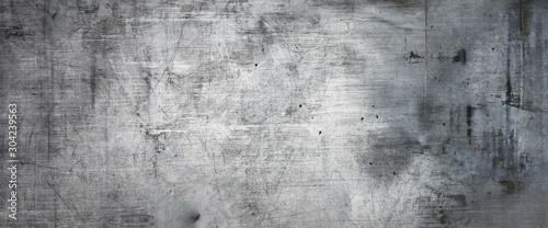 Fotografie, Tablou abstract metal background as background