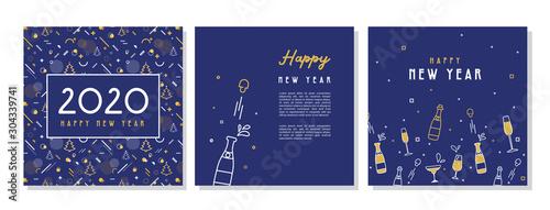Fotografia Happy New Year- 2020