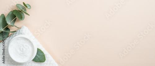 Plakat Naturalny produkt ekologiczny - SPA & Beauty