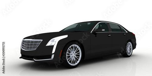 Fotografia, Obraz Cadillac CT6