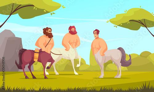 Mythical Creatures Centaurs