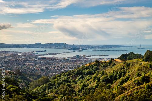 Views from Vollmer Peak Fototapete