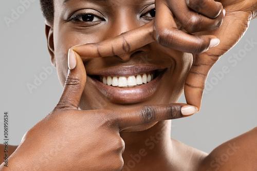 Plakat Kadr na zdrowe zęby