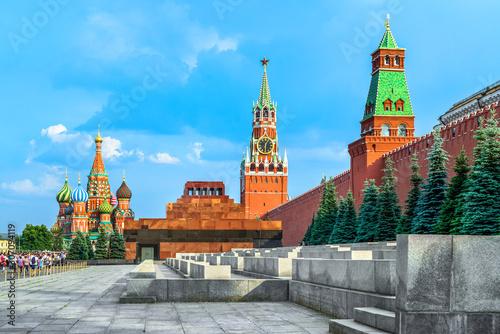 Fotografie, Obraz Kremlin and St