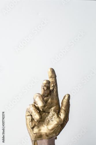 Fotografia Golden Reach