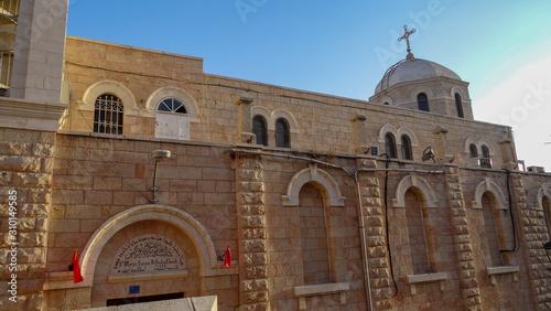 Fotografia Bethleem is a beautiful city in State of Palestine