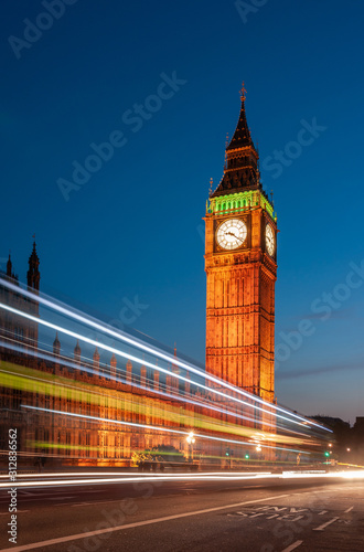 Big Ben and House of Parliament London