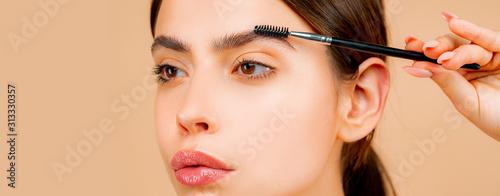 Fotografija Perfect eyebrows