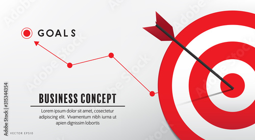 Canvas 2020 new year startup and target market ideas concept  vector design