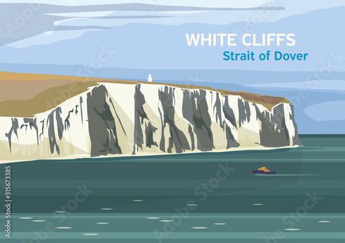 Obraz na płótnie Cliffs of Moher, Sea cliffs, Ireland