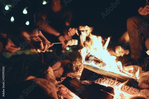 Fotografie, Tablou Romantic night