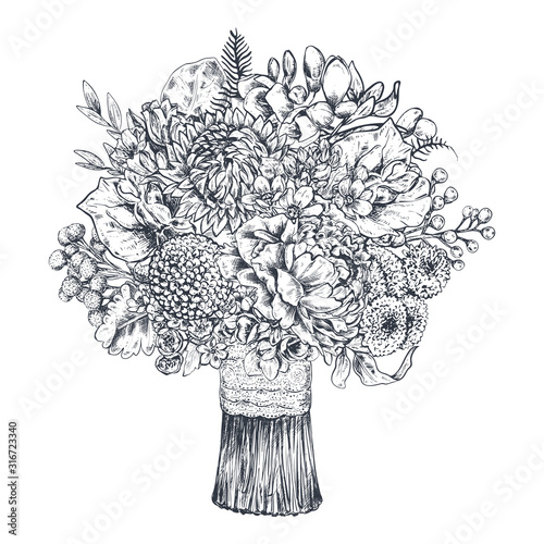 Fotografia Floral composition