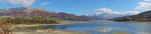 Fotografia, Obraz Gran Sasso and Monti della Laga National Park