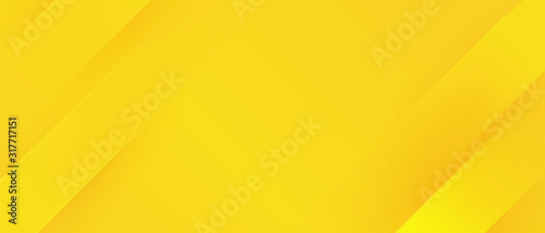 Fotografie, Tablou Bright sunny yellow dynamic abstract background